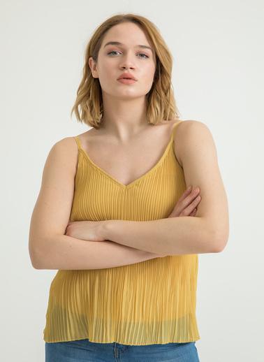 Foremia Bluz Sarı